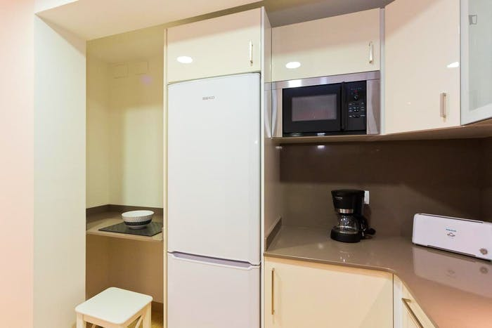 Very cool 2 bedrooms apartment in Les Corts  - Gallery -  8