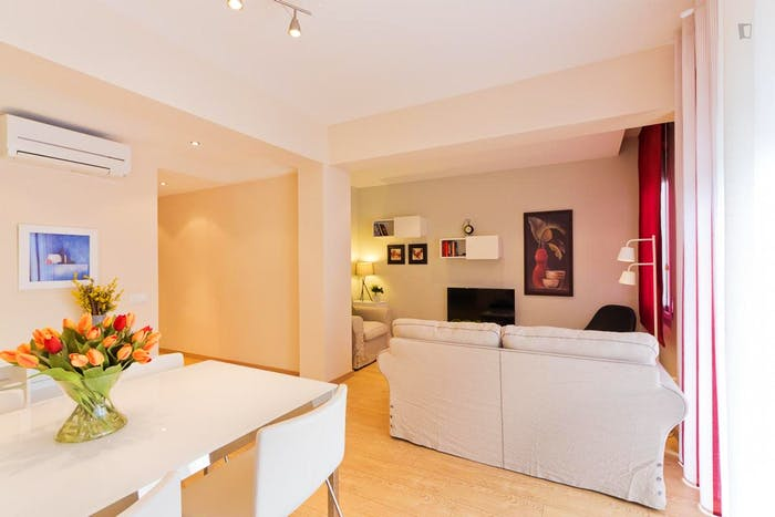 Very cool 2 bedrooms apartment in Les Corts  - Gallery -  1