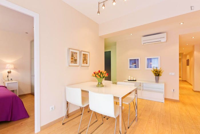 Very cool 2 bedrooms apartment in Les Corts  - Gallery -  6