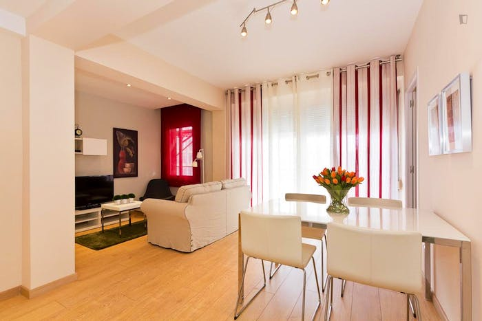Very cool 2 bedrooms apartment in Les Corts  - Gallery -  2