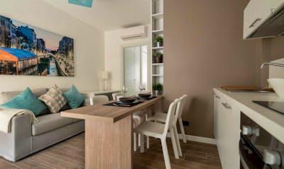 Welcoming 1-bedroom flat in Certosa  - Gallery -  3