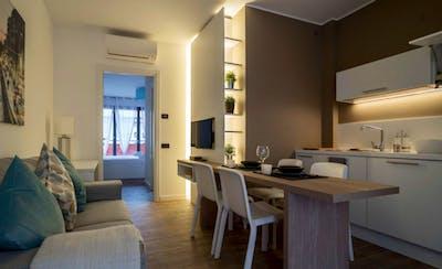 Welcoming 1-bedroom flat in Certosa  - Gallery -  1