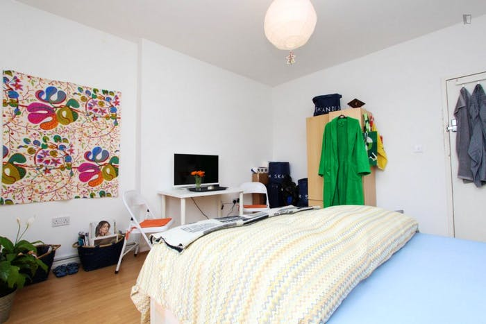 Well-equipped bedroom in Walworth  - Gallery -  3