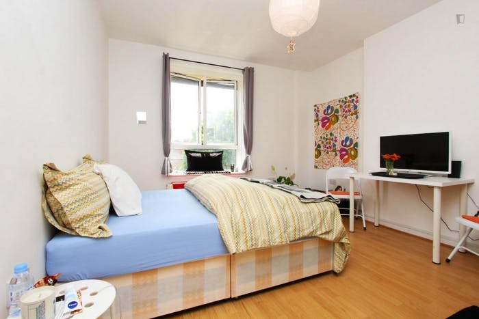 Well-equipped bedroom in Walworth  - Gallery -  2