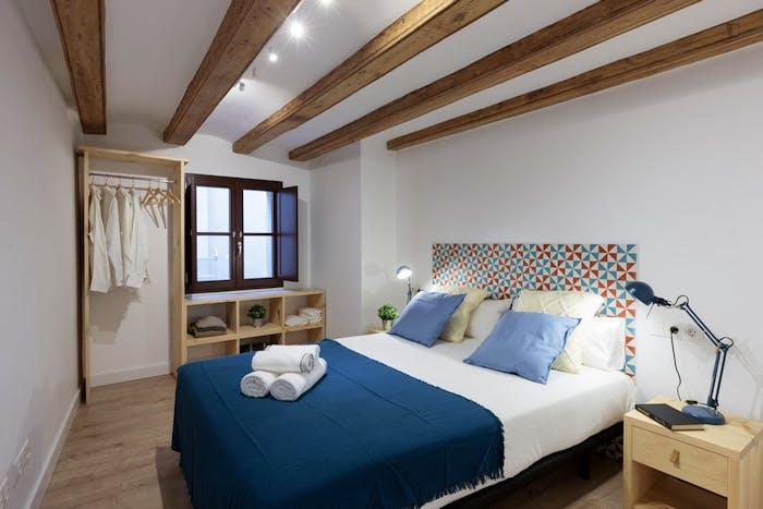 Welcoming 2-bedroom flat in El Raval  - Gallery -  1