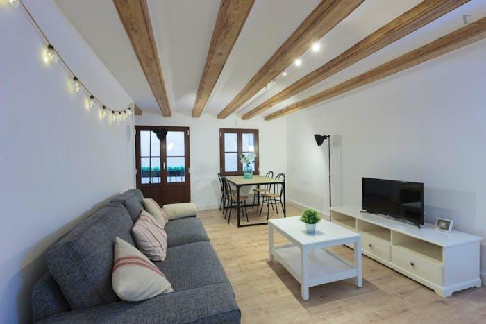 Welcoming 2-bedroom flat in El Raval  - Gallery -  3