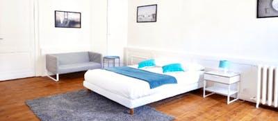 Alluring double bedroom near Centre de Bordeaux