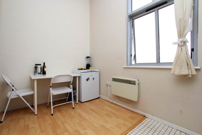 Well-lit double bedroom in North Woolwich  - Gallery -  7
