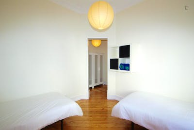 Twin bedroom close to IST  - Gallery -  2