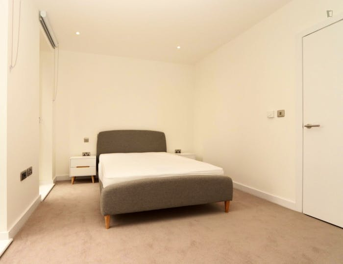 Very nice double bedroom in Rotherhithe  - Gallery -  1