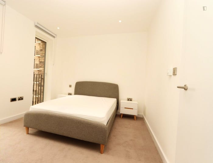 Very nice double bedroom in Rotherhithe  - Gallery -  2