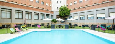 Barcelona Diagonal Residence Hall