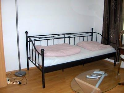Nice 1-bedroom apartment near Olympiapark