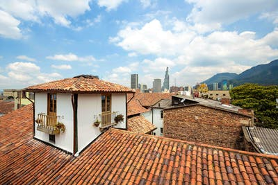 Selina Bogota, La Candelaria