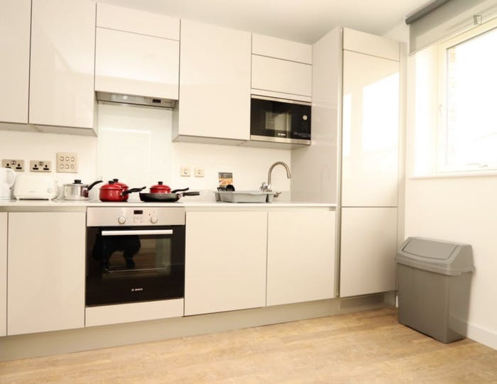 Welcoming double ensuite bedroom in Rotherhithe  - Gallery -  3