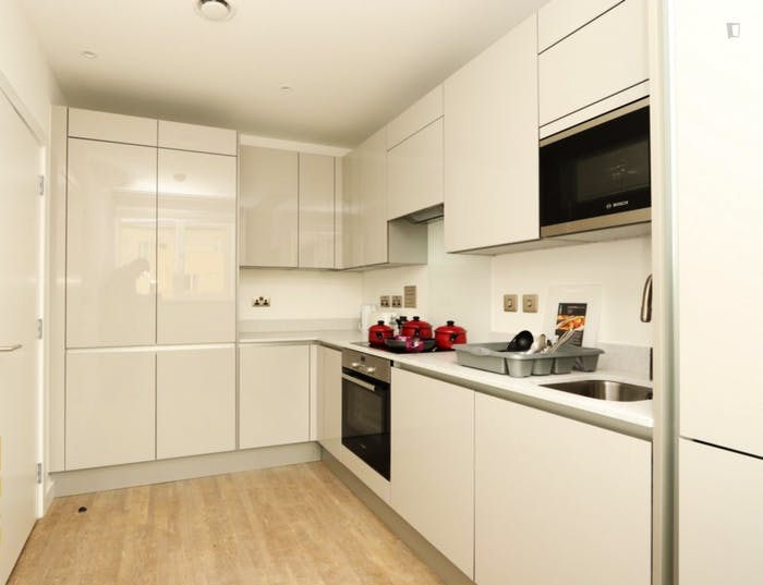 Welcoming double ensuite bedroom in Rotherhithe  - Gallery -  4
