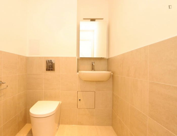 Welcoming double ensuite bedroom in Rotherhithe  - Gallery -  6