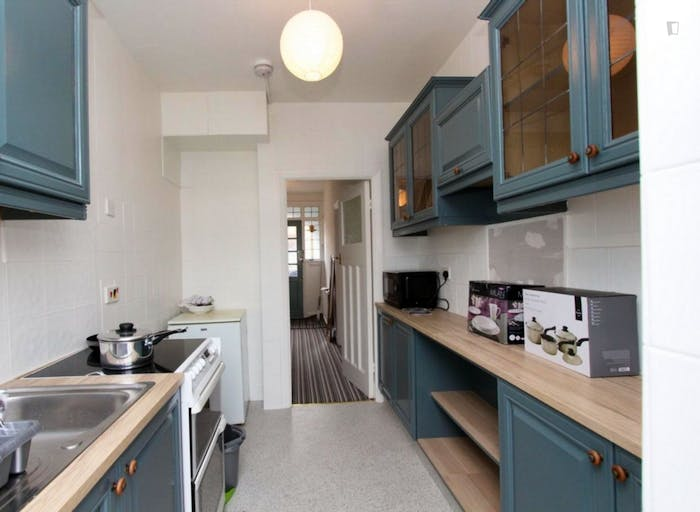 Well-lit double bedroom in Waltham Forest  - Gallery -  8