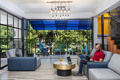 Trendy Styled Complex w/ Coworking + Bar  - Gallery -  1