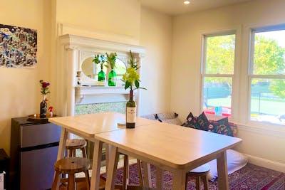 Big Living & Co-working Space Incl. Backyard Zone