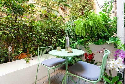Vintage Style Townhouse - Incl. Coworking + Private Terrace  - Gallery -  1