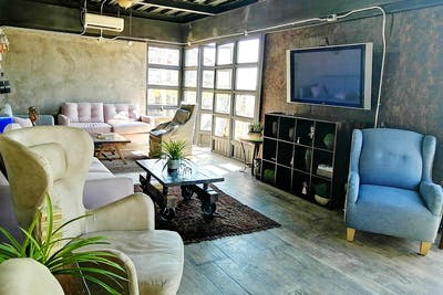 Industrial Designed Building w/ Coworking + Rooftop Deck