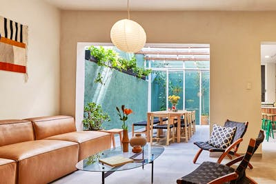 Refreshing Style House w/ Coworking + Open Areas.