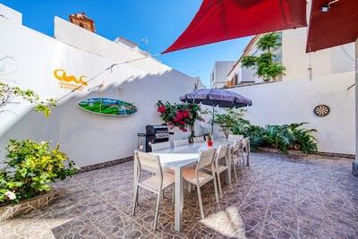 Amazing Decorated Villa - Incl. Workspace + Terrace