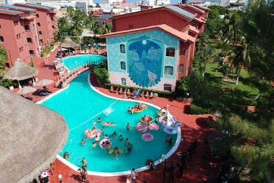 Luxurious Traditional Complex w/ Outdoor Pool + Coworking