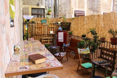Historical Sicilian Vintage House w/ Coworking + Terrace