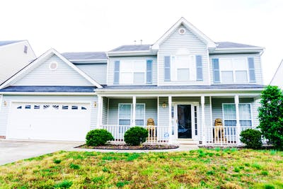 Spacious Two-story Home - Incl. Private Garden + Fire Pit