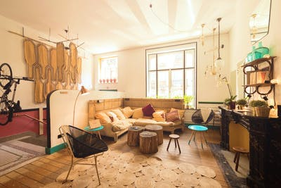 Generous Trendy House - Incl. Coworking + Gym