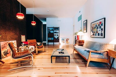 Traditional Remodeled Complex- Incl. Coworking + Rooftop Deck  - Gallery -  1