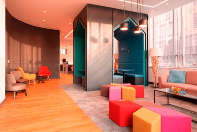 Stylish Residence w/ Coworking + Sauna + Game Room  - Gallery -  1