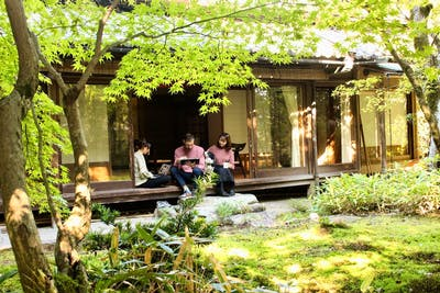Traditional Kyoto House - Incl. Coworking + Moss Gardens  - Gallery -  1