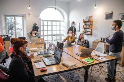 Traditional Italian Rural House - Incl. Coworking