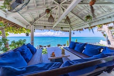 Stunning Villa Overlooking the Ocean w/ Coworking + Outdoor Areas +Terrace  - Gallery -  1