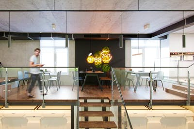 Unique Modern Inidividual Capsule - Incl. Coworking + Cafeteria  - Gallery -  1