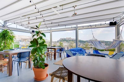 Stylish Designed Complex w/ Rooftop Bar + Coworking