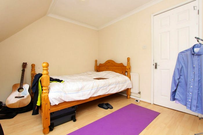Very nice double bedroom in a 4-bedroom house, in Isle of Dogs  - Gallery -  4