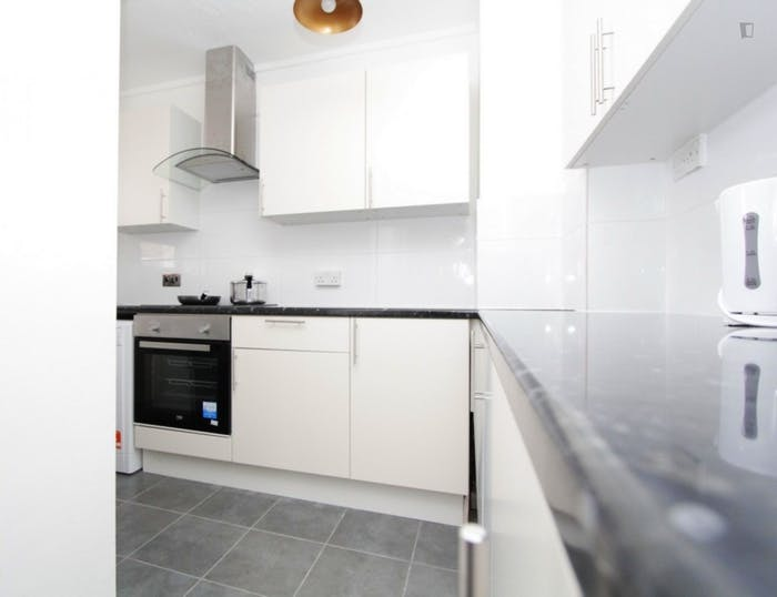 Welcoming double bedroom in the Mile End district  - Gallery -  4