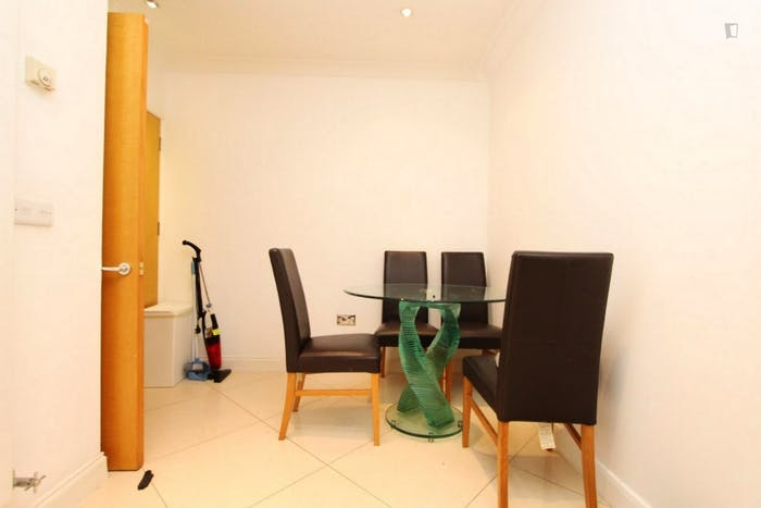 Well-equipped double bedroom in St John's Wood  - Gallery -  7