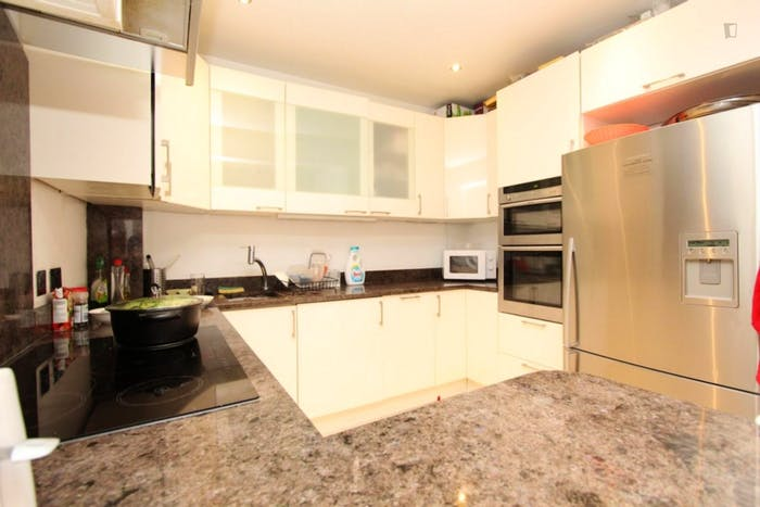 Well-equipped double bedroom in St John's Wood  - Gallery -  5