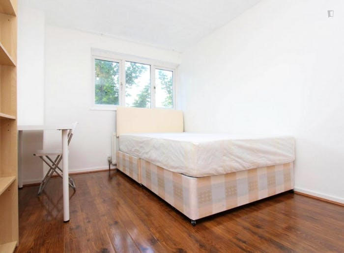 Wonderful double bedroom in a nice flat, near the Stratford train station  - Gallery -  2