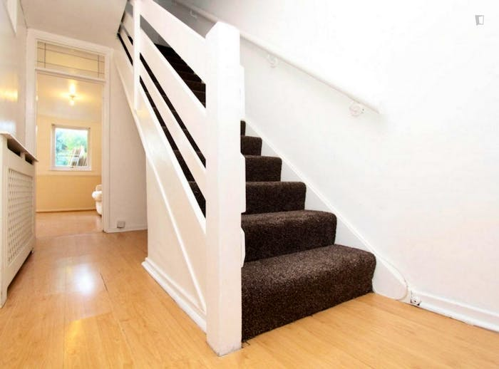 Wonderful double bedroom in a nice flat, near the Stratford train station  - Gallery -  8