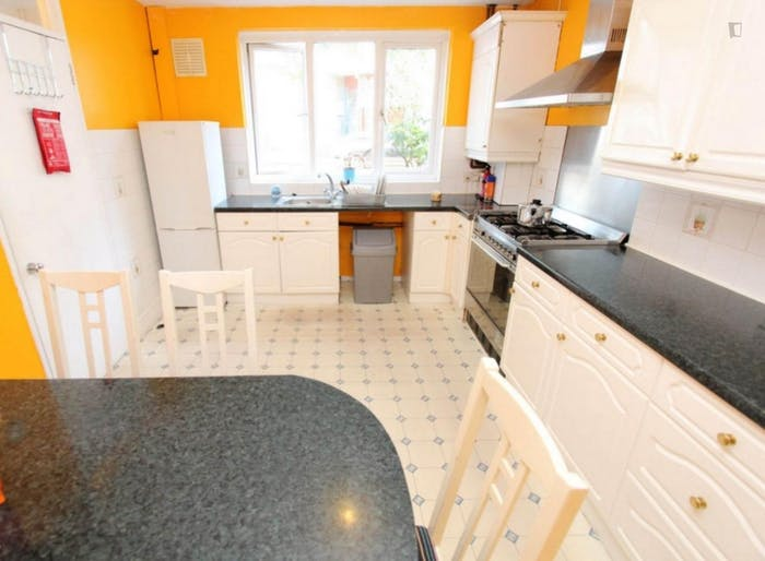 Wonderful double bedroom in a nice flat, near the Stratford train station  - Gallery -  4