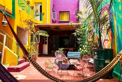 Colorful Traditional House w/ Coworking
