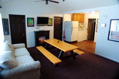 Comfortable Stylish House w/ Backyard