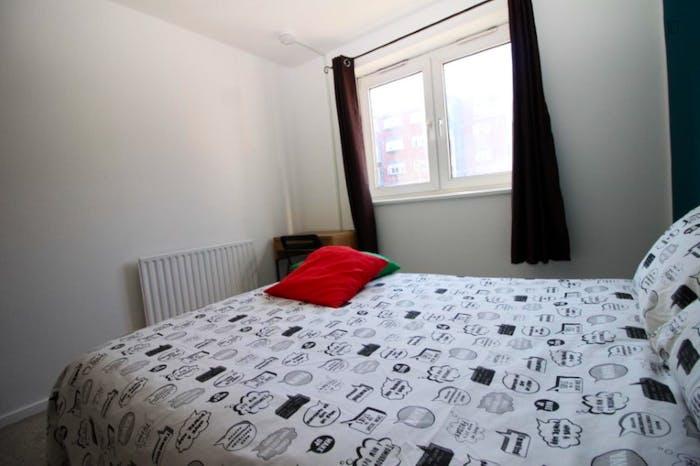 Welcoming double bedroom in Mile End  - Gallery -  4