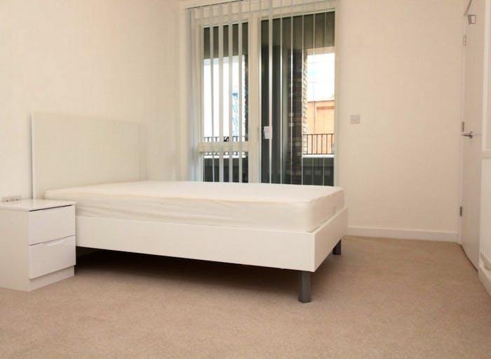 Very pleasant double bedroom in Royal Docks  - Gallery -  3